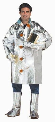 CPA 19 oz Aluminized Carbon Kevlar 40 inch Coat