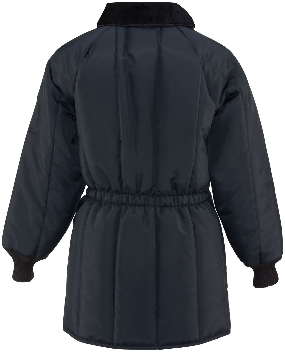 RefrigiWea 0361 Iron-Tuff Winterseal Cold Weather Work Coat Thigh Length Back