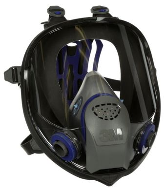 3M Full Mask Respirator FF-400 Front