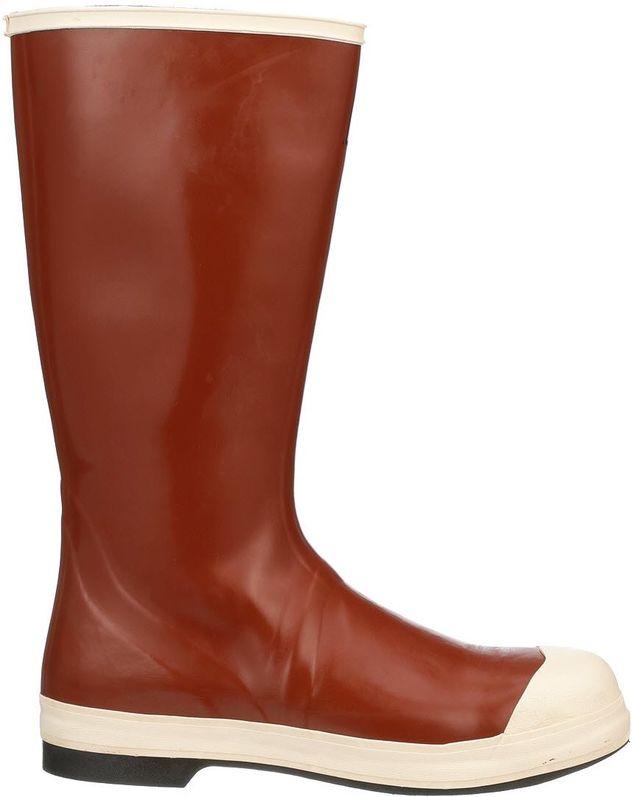 "Tingley MB921B Steel Toe Neoprene Boots - Premium, 16"" Tall, Chevron Outsoles Side"