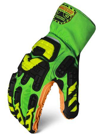 Ironclad VIB-OBM-XOR Vibram Oil Based Mud-Extreme Oil Resistance Gloves
