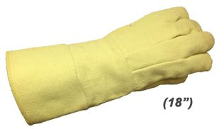 Chicago Protective 238-KV Para Aramid Kevlar Heavy Duty Heat Gloves
