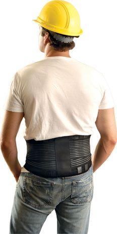 Occunomix Back Support Belt 720 Premium X-Tend Example
