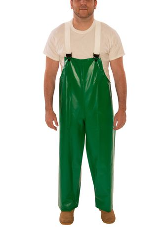 Tingley O41008 Safetyflex® Fire Resistant Overalls - PVC Coated, Chemical Resistant Front