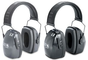 Howard Leight Leightning L2 & L3 Over the Head Earmuffs