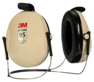 3M Peltor Optime 95 Earmuffs H6B/V Front
