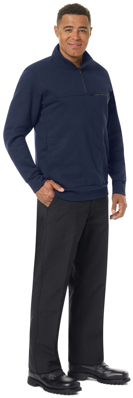 workrite-fr-job-shirt-ft71-1-4-zip-navy-example-right.jpg
