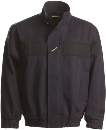 Workrite Arc Flash Jacket 300UT95/3009 - 9.5 oz Indura Ultra Soft Front