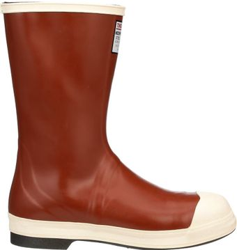 "Tingley MB922B Steel Toe Neoprene Boots - Premium, 12 1/2"" Tall, Chevron Outsoles Side"
