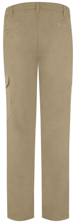 bulwark-fr-cargo-pants-pmu2-lightweight-khaki-back.jpg