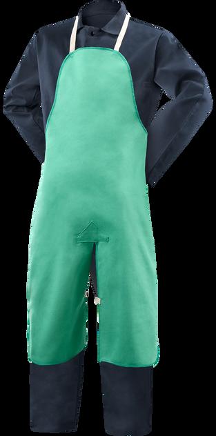 Steiner Fire Resistant Split Leg Welding Apron 10336 Front