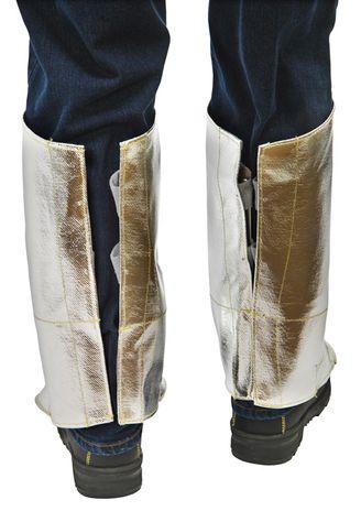 Otterlayer aluminized leggings knee back detail LS2-ACF