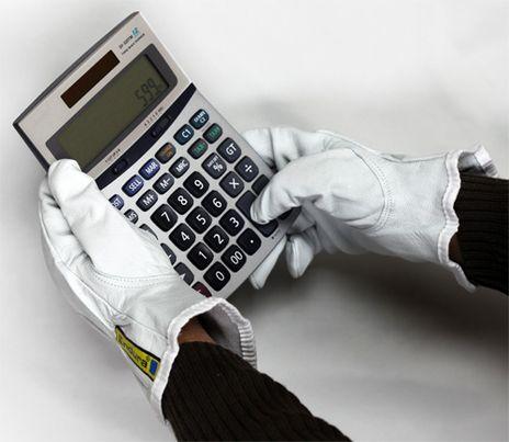 Superior Endura 378GKTA Premium Goatskin Driver Gloves - Dexterity Shot