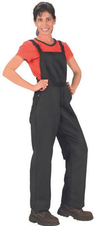 Chicago Protective 618-CX11 Flame Resistant CarbonX Bib Overalls