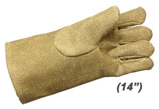 CPA 35 oz Zetex Plus High Heat Resistant Gloves