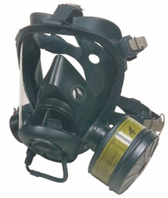 Sperian Survivair Opti-Fit CBRN Gas Mask Face Piece