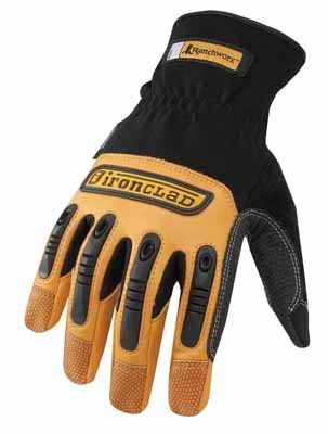 Ironclad Ranchworx Glove Back