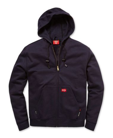 Workrite Dickies FR Arc Flash Hooded Sweatshirt 394UT11 - 11 oz Indura UltraSoft Fleece