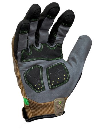 Ironclad EXO series Project Impact glove palm