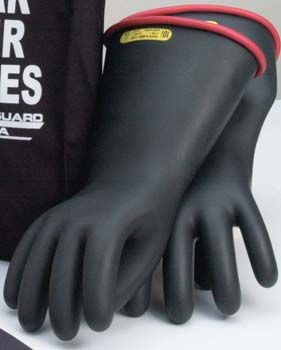 Salisbury Class 00 Insulated Rubber Gloves