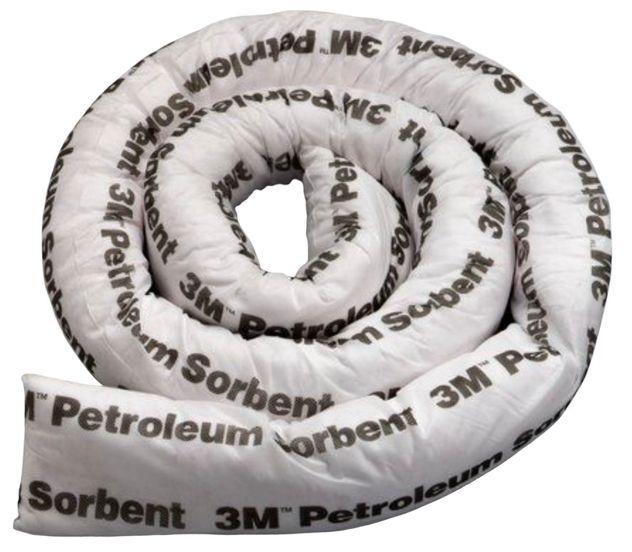 3M Petroleum Sorbent Mini Booms T-8