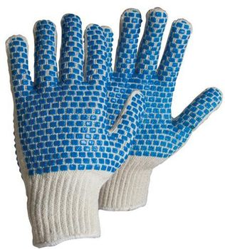 RefrigiWear Cold Weather Apparel - Square Dot Grip Glove 0209