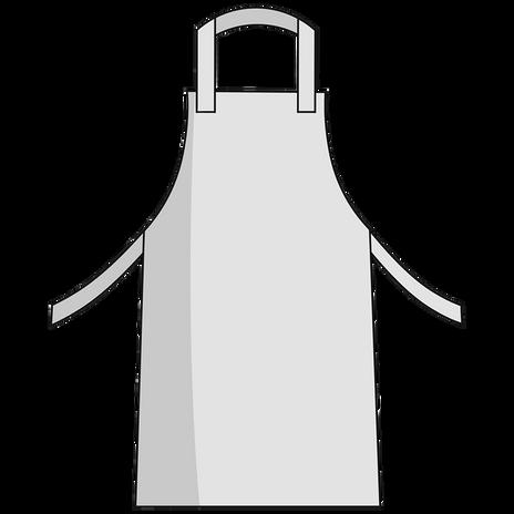Otterlayer aluminized apron A21-ACF