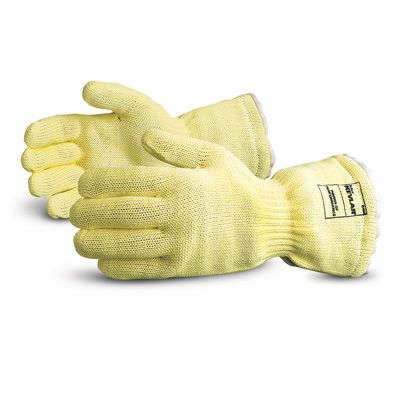 Superior Dragon K835KP Kevlar High Heat Gloves with Wool Terry Lining