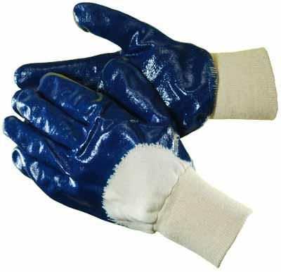 heavy duty nitrile palm gloves hc3501
