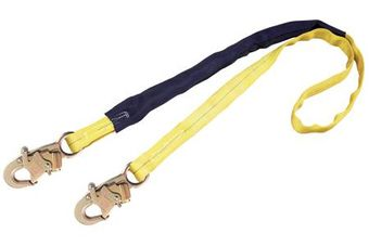 DBI Sala 1244006 EZ Stop III Fall Protection Lanyard from Capital Safety