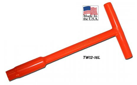 Cementex TW12 T-Handle 6-Point Socket Wrench
