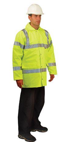 Occunomix LUX-TJFS Premium 5 In 1 Parka Jacket