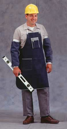 Ansell CPP Shop Aprons - Denim 57-003