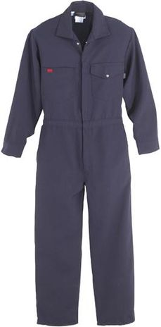 Workrite 4.5 oz Nomex IIIA Industrial FR Coverall 110NX45