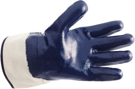 4Works HC3511 Nitrile Coated Gloves, Palm View