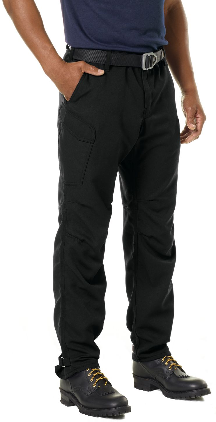 Workrite FR Pants FP62 Wildland Dual-Compliant Tactical Midnight Navy Black Example Right