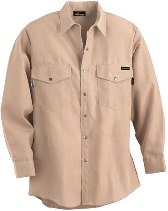Workrite Fire Resistant Shirts 228ID95, Indura