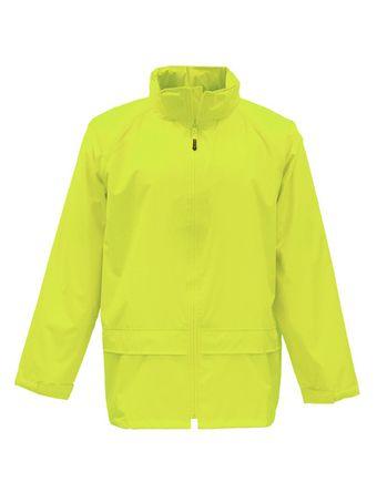 refrigiwear-0195-mid-weight-rainwear-set-jacket-lime-front