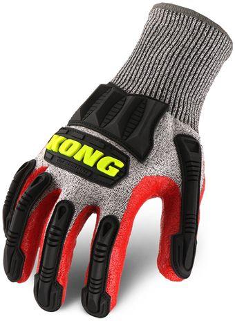 Ironclad KKC5 Cut Resistant Glove_back