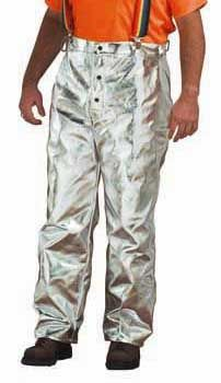 Chicago Protective 606-A3D Aluminized Breathable Pants