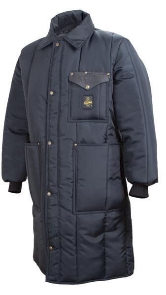 RefrigiWear Cold Weather Apparel - Iron-Tuff™ Inspector™ Coat 0341