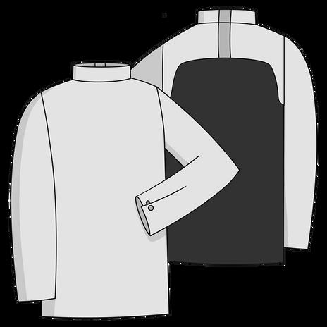Otterlayer aluminized coat C51-ACF