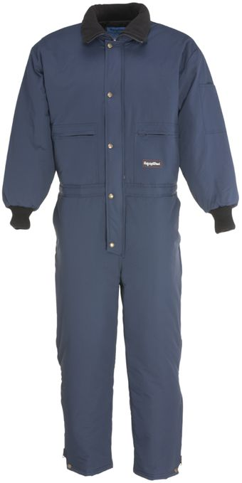 RefrigiWear 0440 Chillbreaker Cold Weather Work Coverall Front