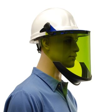 Chicago protective arc flash face shield kit