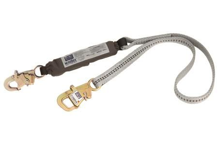 DBI Sala 1241906 WrapBax 2 Tie-Back Shock Absorbing Lanyard from Capital Safety