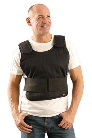 Occunomix PC-VVFR Flame Resistant Phase Change Cooling Vest Front