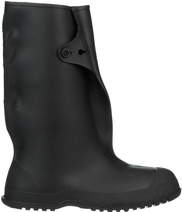 """Tingley 35141 Heavy Duty PVC Rubber Overboots - 14"""" Tall Side"""