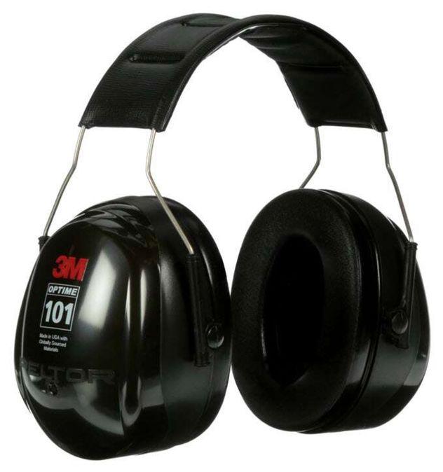 3M Peltor Optime 101 Earmuffs H7A Side