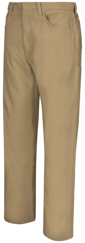 bulwark-fr-pants-plj6-loose-midweight-canvas-jean-khaki-front.jpg
