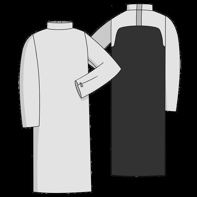 Otterlayer aluminized coat C53-ACF